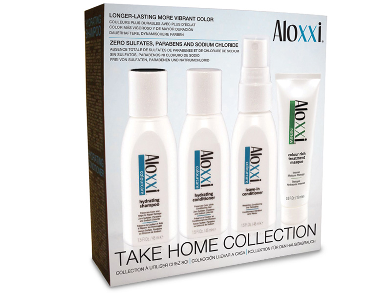 Aloxxi Take Home Collection