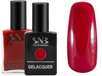 Kit GELACQUER GL009 + LACQUER NLS14 SNB color LYUBOV