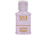 Nail Art Paint SNB 25 g - LIGHT PURPLE