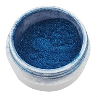 Pigment metal chrom efect BLUE