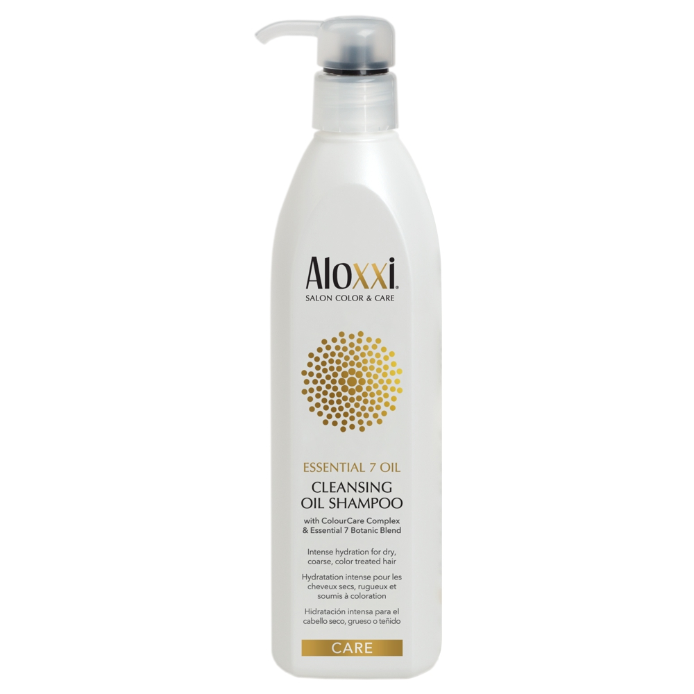 CLEANSING OIL SHAMPOO Essential 7 oil  300 ml