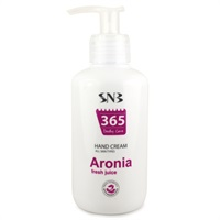 Hand Cream with Aronia juice 250 ml