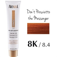 Aloxxi Tones No Ammonia Dye - 8K - Don't Prosciutto the Messenger 60 g