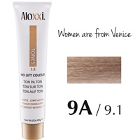 Aloxxi Tones No Ammonia Dye - 9A - Women are from Venice 60 g