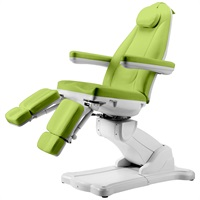 Electric Pedicure Chair Green