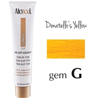 Безамонячен коректор Aloxxi - Gem G - Donatello's Yellow 60 гр