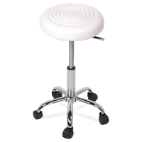 Pedicurist Stool White