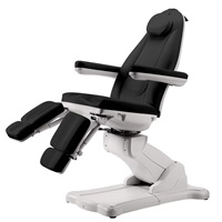Electric Pedicure Chair Black