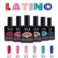 Collection GELacquer SNB Latino - Intensive SNB Summer 2019