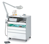 Pedicure Cabinet AT/NT - empty 63 cm