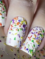 3D Water Decals B11 color