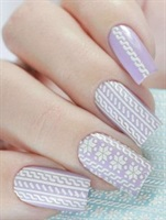 3D Water Decals A30 white