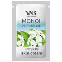 Energizing Cream with MONOI DE TAHITI OIL SNB 5 g