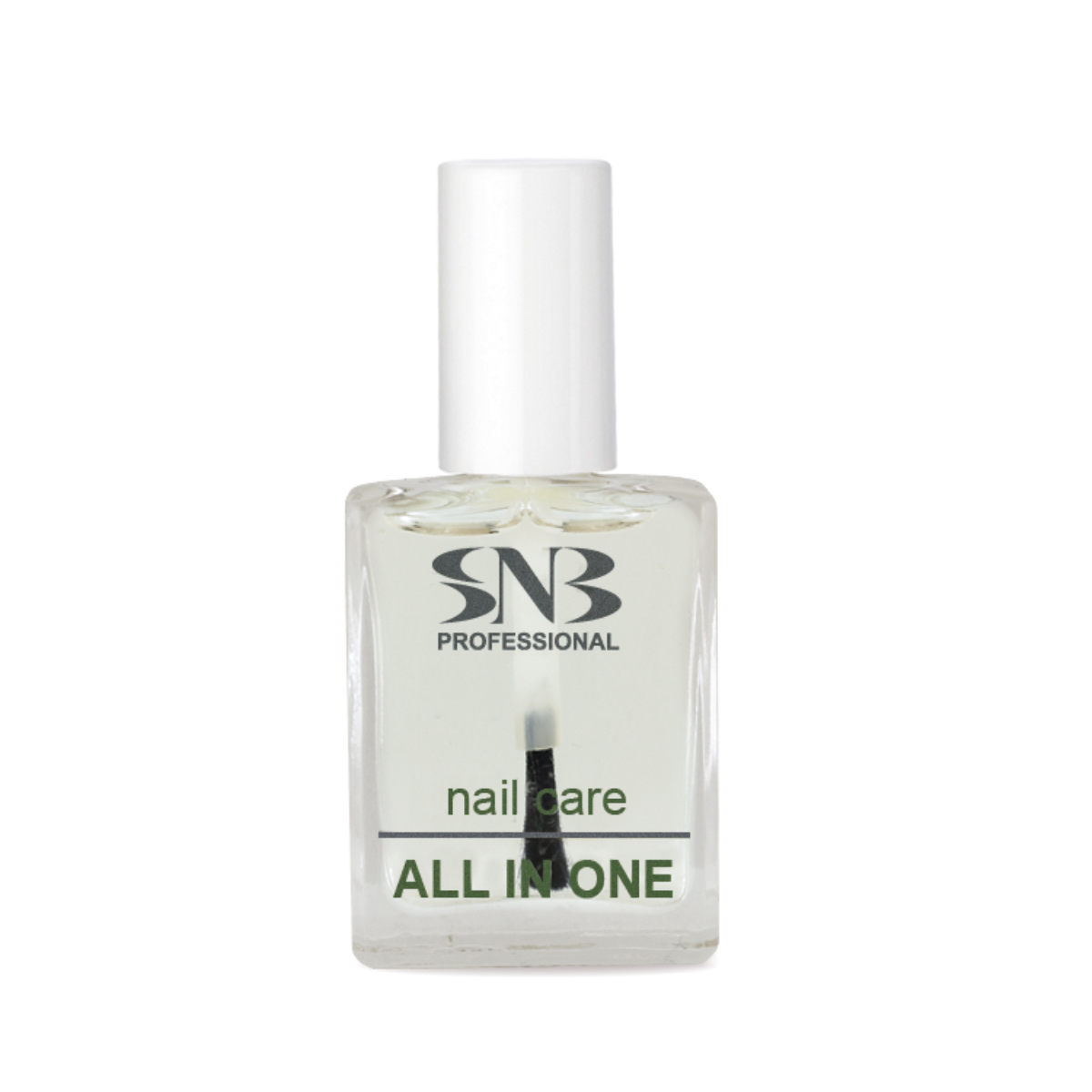 All in One - Nail Care, Base Coat, Top Coat 15 ml