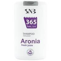 Hair & Body Shampoo with Fresh Aronia Juice 190 ml