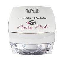 FLASH UV Gel Pretty Pink 50 g