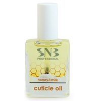 Cuticle Oil Honey & Milk 15 ml