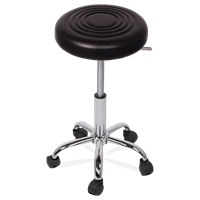 Pedicurist Stool Black
