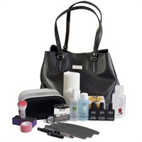 FLASH HYBRID UV Gel Starting Kit for nail extension