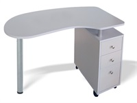 Work Table with Small Container