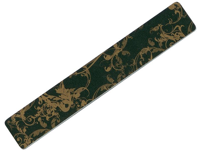 Wide Black File with Ornaments 240