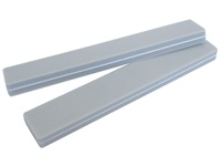 Wide grey sanding file 150-180 grit