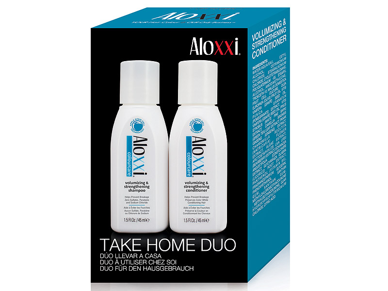 Volumizing Take Home Duo Kit Mini
