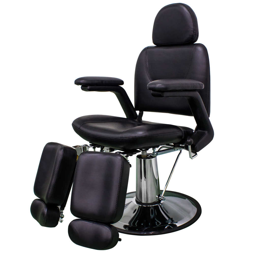 Pedicure chair BLACK