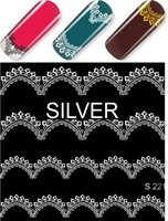 Water Decals S221 silver
