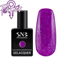 GELacquer SNB 137 Prince Glitter 15 ml