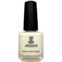Nail Polish JESSICA - 214 Snow 14.8 ml