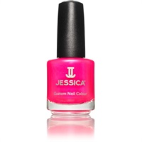 Nail Polish JESSICA - 128 Raspberry 14.8 ml