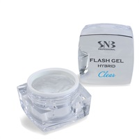 FLASH UV Gel Hybrid Clear 50 g