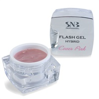 FLASH UV Gel Hybrid Cover Pink 50 g