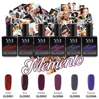 Collection GELacquer SNB MEMENTO
