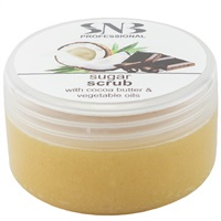 Sugar Scrub with Cocoa butter and Vegetable oils SNB 300 ml