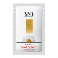 Foot Cream with Bisabolol EXOTIC SNB 5 g