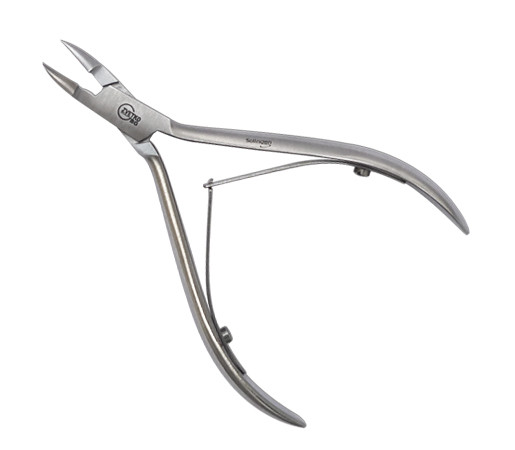 2 in 1 Nail Nippers 11.5 cm, lap joint