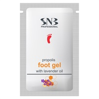 Propolis Foot Gel with Lavender Oil SNB 5 g