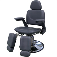 Pedicure chair GRAY