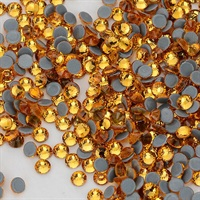 Rhinestones Gold 1.8 mm pack of 1440 pcs