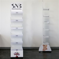 Salon Stand For SNB Products Empty
