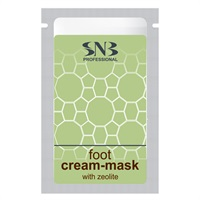 Foot Cream-Mask with Zeolite 10 g