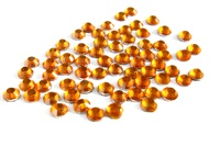 Swarovski Rhinestones 1.8 mm light orange /Sun/ - S