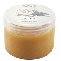 Sugar Scrub with Cocoa butter and Vegetable oils SNB 400 ml