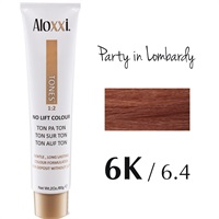 Безамонячна боя за коса Aloxxi Tones - 6K - Party in Lombardy 60 гр
