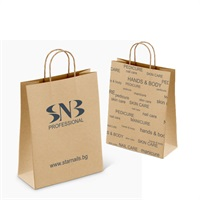 Brown Paper Bag SNB 33/12/41 cm