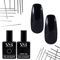 Set GELACQUER GL026 + Matte Top